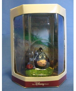 Disneys NIB 1966 Tiny Kingdom Winnie the Pooh EEyore Figurine - $9.95