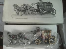 Department 56  Heritage Village Royal Coach #5578-6 - $25.00