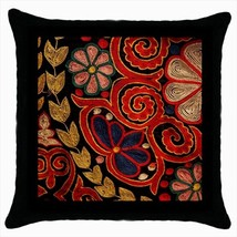 Embroidery Throw Pillow Case - $16.44
