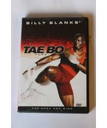 New Billy Blanks Tae Bo DVD flex workout exercise fitness weight loss se... - $9.40