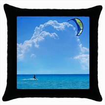 Kitesurfing Throw Pillow Case - ₹1,169.12 INR