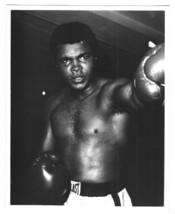 Muhammad Ali Punch QP Vintage 8X10 BW Boxing Memorabilia Photo - $5.99