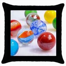 Marbles Throw Pillow Case - $16.44