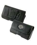 Harley Davidson 06558 Leather Case for Samsung Galaxy S4 mini - $22.76