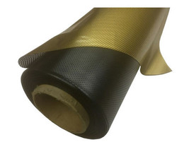 """48"""" x 75 ft Dot Matrix Static Cling Perforated Graphic Window Film - Gold - $450.40"""