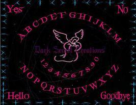 Cosmic Angel Pendulum Board High Quality Archival Print - $10.00