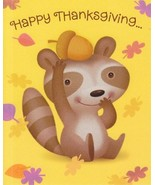 "Greeting Card Thanksgiving ""Happy Thanksgiving .."" - $1.50"