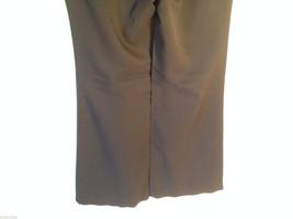 Womens Charlotte Russe Size 8L Black Low Rise Dress Pants/Slacks Flared Legs image 6