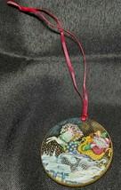 """Bing & Grondahl Christmas Ornament Santa Claus Collection 1991 Denmark 2"""" - $6.99"""