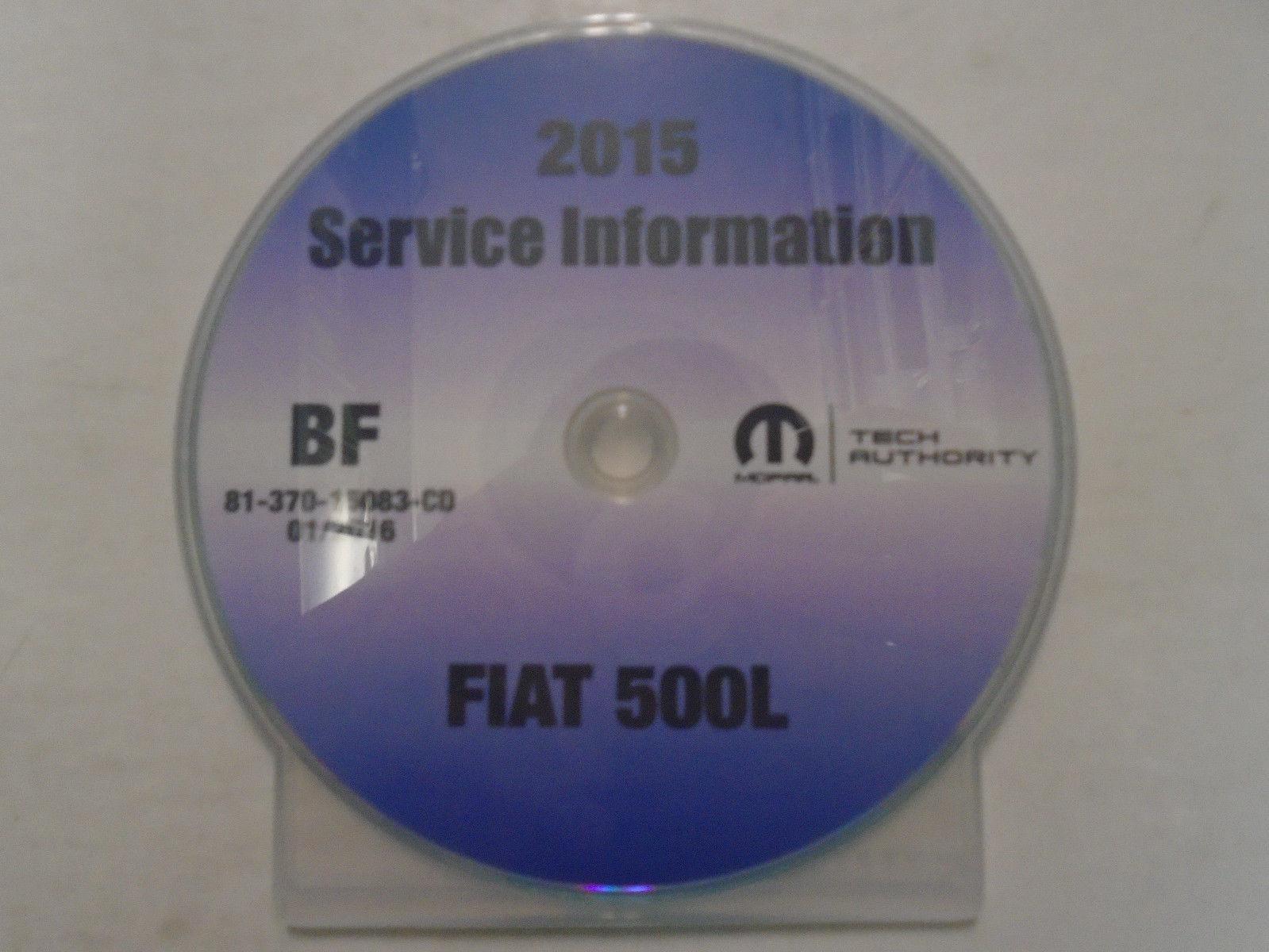 2015 fiat 500 l service information shop and 30 similar items rh bonanza com fiat 500 service manual pdf fiat 500l owner's manual