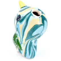Handmade Bird Small Plant Orchid Succulent Watering Pals Ceramic Water Dripper A image 3
