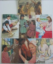 American Girl Stationary Set Note Cards Post Card Envelopes Collectible ... - $13.98