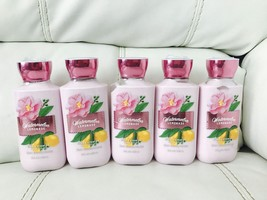 5 Bath Body Works Watermelon Lemonade vit E Shea Body Lotion Full Size L... - $38.12