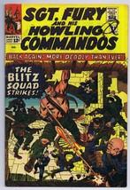 Sgt Fury and His Howling Commandos #20 ORIGINAL Vintage 1965 Marvel Comics - $24.74