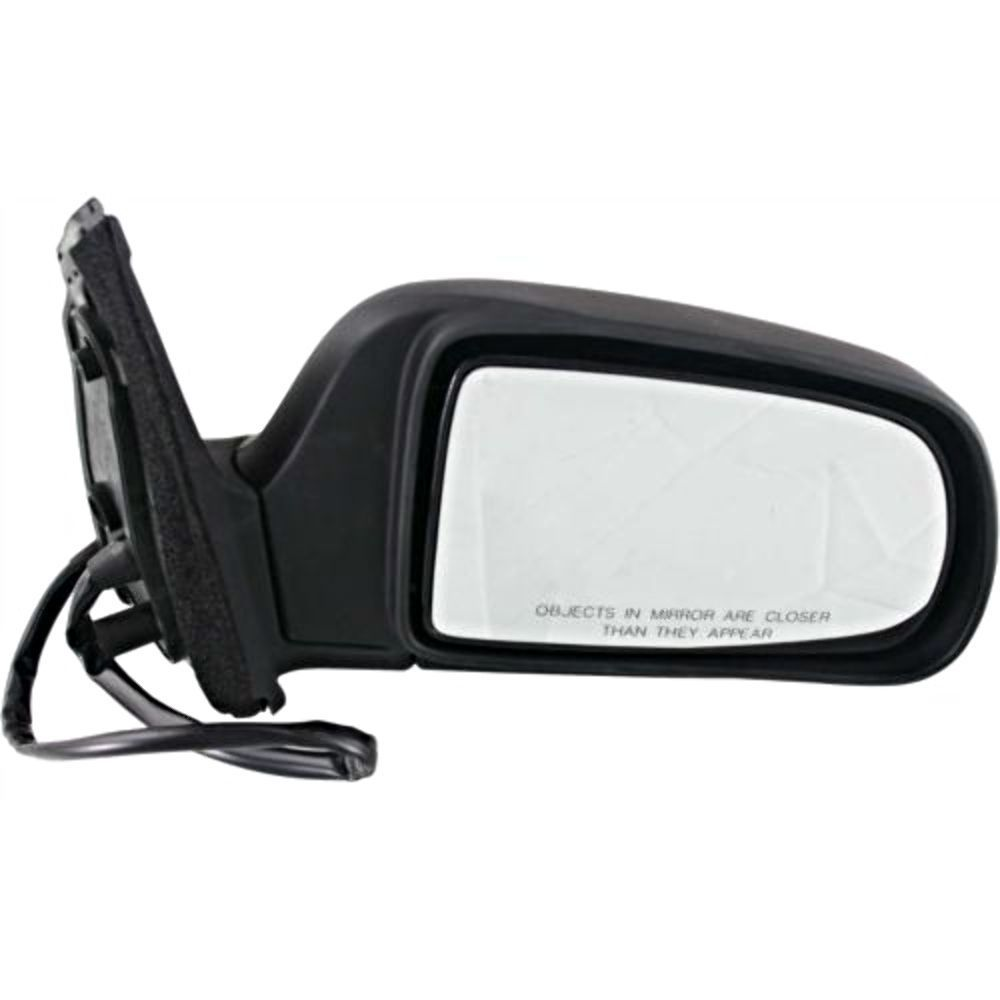 Power Side View Mirror Black Passenger Right RH NEW for 98-03 Toyota Sienna