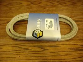 """Murray 40"""" cut deck belt 037X62MA / 37X62 / 37X62MA - $23.99"""