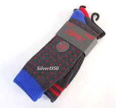 ESPRIT Men's Socks 2 Pairs Size 10-13 Multiple Colors SUPER SOFT - New! - $12.50