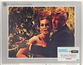 P.J. 1968 11x14 Lobby Card #3 - $7.83