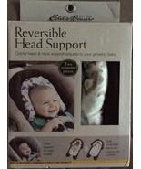 Eddie Bauer Baby Reversible Head Support style # 52555 Brown, Green, Blue - $29.95