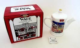 English WADE teapot- London Life  MIB,with BOX - $55.00