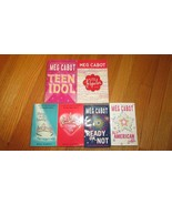 Meg Cabot 6 book lot All American Girl Ready or not Teen idol Princess i... - $12.99