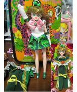 RARE Sailor Moon Sailor Jupiter Dream Pocket Size Doll +Extra Velvet Ros... - $298.99