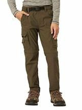 NEW BOYS YOUTH UNIONBAY CONVERTIBLE Cargo Pants - Converts to Shorts image 1