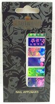 Beautifully Disney Parks Alice in Wonderland Set of 16 Nail Appliques Ar... - $15.95