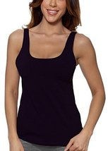 Alessandra B Underwire Sports Bra Tank Top (34B, Black) - $29.99