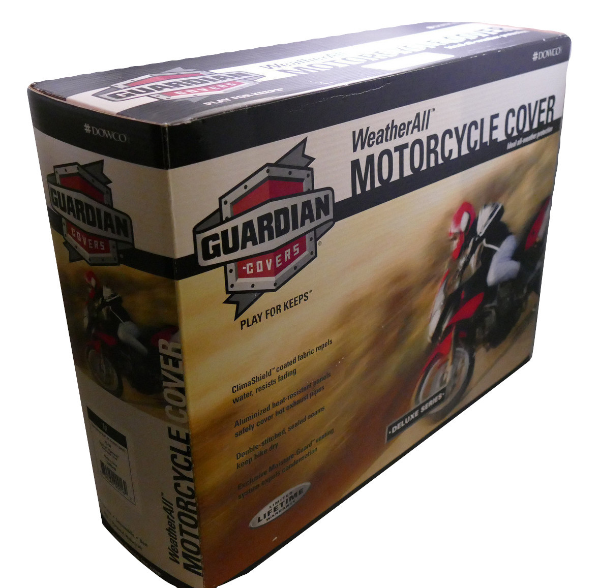 Primary image for NEW Dowco 5000203 Guardian WeatherAll Motorcycle Cover