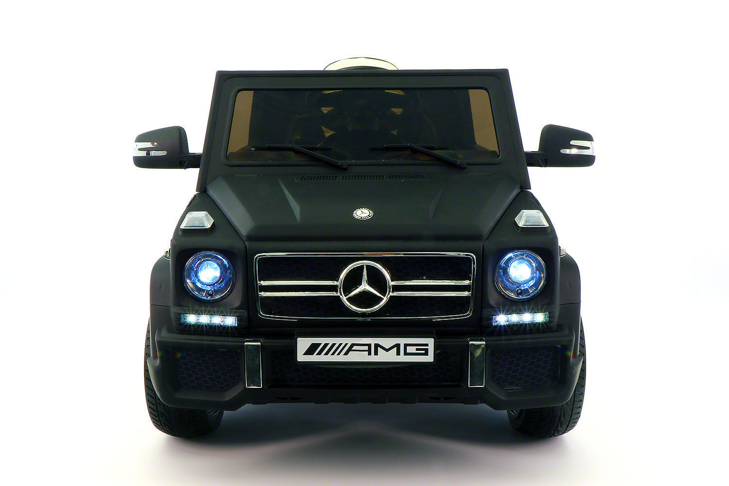 Mercedes benz g65 amg powered ride on toy car with 12v bat for Mercedes benz toy car ride on