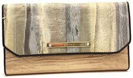 Brahmin Soft Checkbook G44848 (Gold) - $192.06