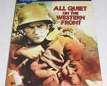 All Quiet on the Western Front 100th Anniversary (Blu-ray/DVD, 2012, 2-Disc Set)