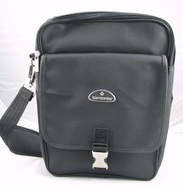 Samsonite Black Royal Traveller Multi Pocket Day Bag to Weekend Duffle Bag - $18.69