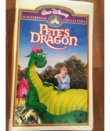 Petes Dragon Walt Disney VHS Retro Family Movie Night Collectors Music - $20.00