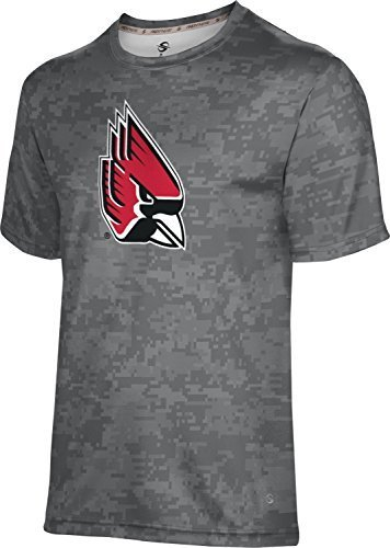 ProSphere Men's Ball State University Digital Tech Tee (XXXX-Large)