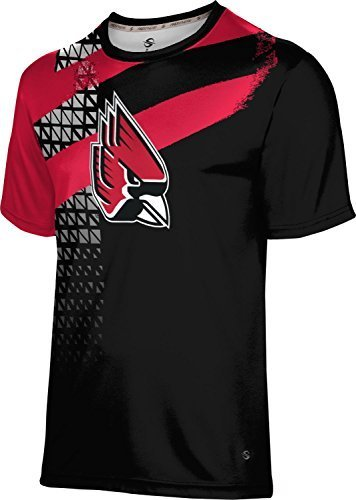ProSphere Men's Ball State University Structure Tech Tee (Small)