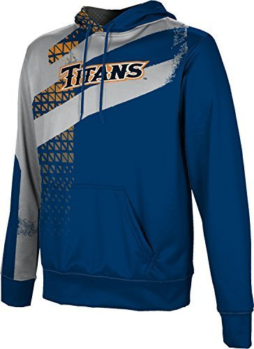 ProSphere Men's Cal State Fullerton Structure Pullover Hoodie (XX-Large)