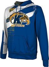 ProSphere Men's Kent State University Structure Pullover Hoodie (XXX-Large)