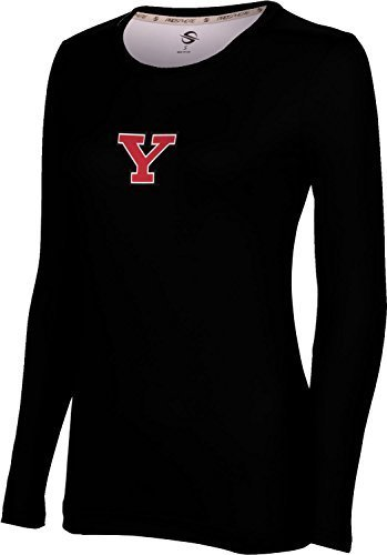 ProSphere Women's Youngstown State University Deco Long Sleeve Tech Tee (Medium)