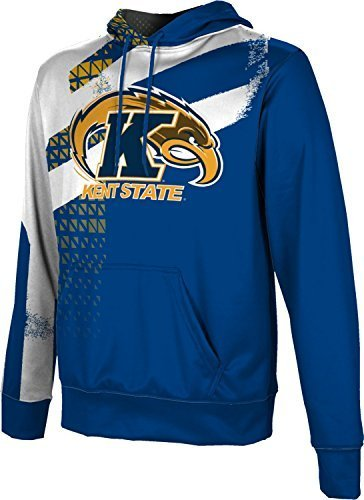 ProSphere Men's Kent State University Structure Pullover Hoodie (Large)