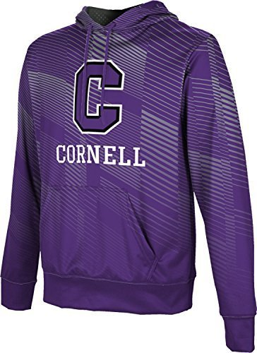 ProSphere Men's Cornell College Bold Pullover Hoodie (Large)