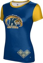 ProSphere Women's Kent State University Foxy Tech Tee (Medium)