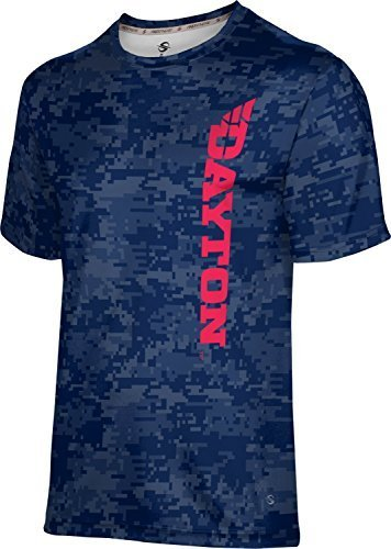 ProSphere Men's University of Dayton Digital Tech Tee (XX-Large)