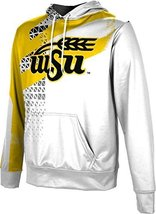 ProSphere Men's Wichita State University Structure Pullover Hoodie (XXX-Large)