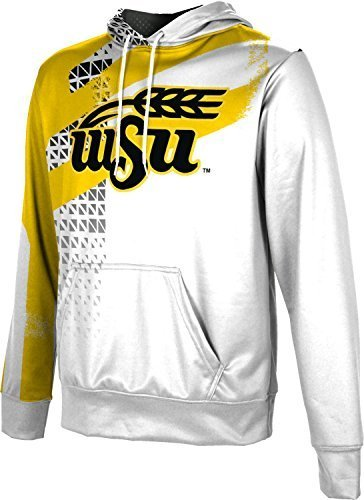 ProSphere Men's Wichita State University Structure Pullover Hoodie (Small)