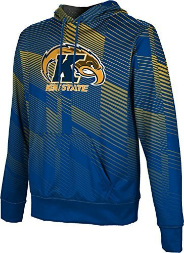 ProSphere Men's Kent State University Bold Pullover Hoodie (X-Large)
