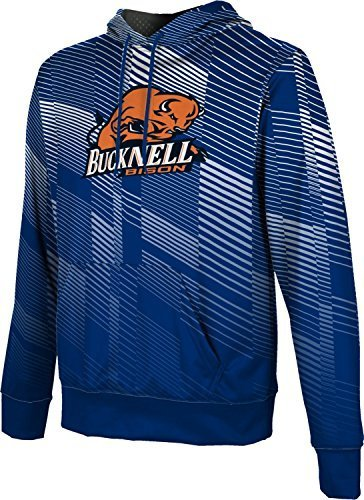 ProSphere Men's Bucknell University Bold Pullover Hoodie (Large)