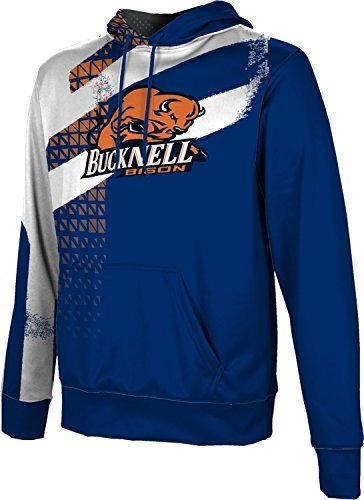 ProSphere Men's Bucknell University Structure Pullover Hoodie (XX-Large)