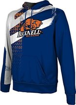 ProSphere Men's Bucknell University Structure Pullover Hoodie (XXX-Large)